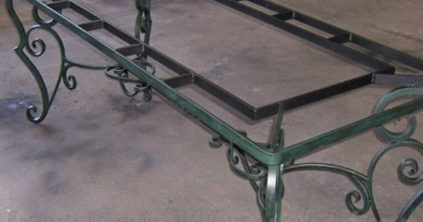 Table Base For Marble Or Granite Top
