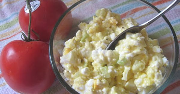 The Better Baker Cottage Cheese Salad Cottage Cheese Recipes Cottage Cheese Salad Cottage Cheese Eggs