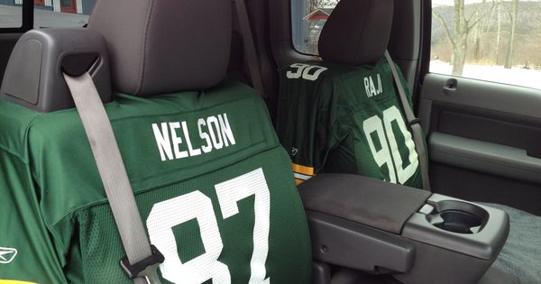 green bay packers seat covers super pinterest seat covers and packers. Black Bedroom Furniture Sets. Home Design Ideas