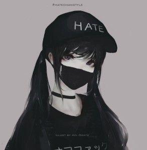 Girl Cool Anime Profile Pictures Gambarku