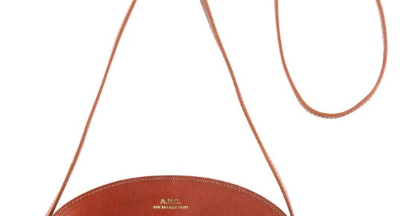 A.P.C.:The kind of anytime/anywhere/forever bag that every girl needs. http://www.vogue.co.uk/accessories/news/2013/10/best-bags/gallery/1074022