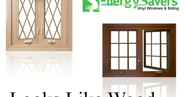 Looks like wood but its vinyl windows 50 off energy for Energy star vinyl replacement windows