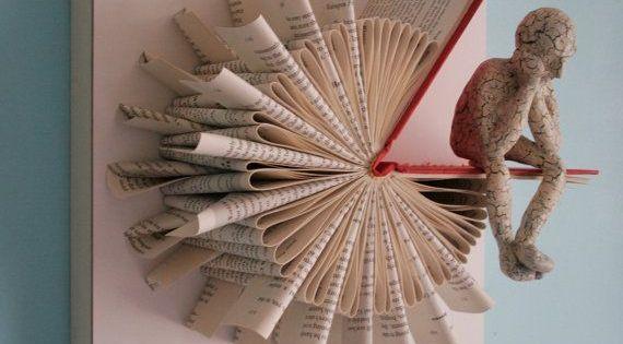 que faire de vos vieux livres livre objet pinterest vieux livres vieux et livre. Black Bedroom Furniture Sets. Home Design Ideas