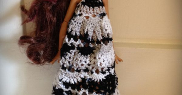 Crochet Ever After : Crochet dress patterns, Ever after high and Crochet dresses on ...