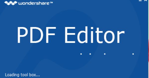 Wondershare Pdf Editor 3 Is More Effective Software That Is