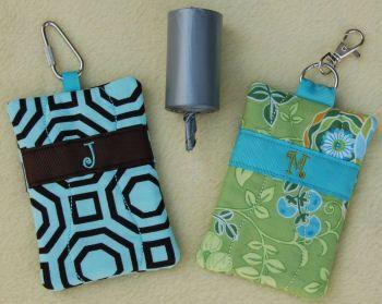 In The Hoop Baby Children Diaper Disposal Bag Holders