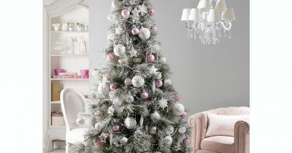 Sapin noel pastel d coration no l pinterest - Sapin de noel decoration tendance ...