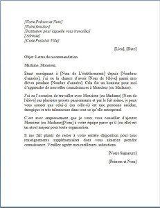 Lettre De Recommandation D Un Professeur Pour Son Etudiant Swingers Clubs Bullet Journal