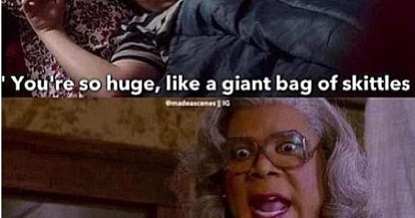 17 Best Images About Madea Quotes On Pinterest: From The Madea Move Madea's Witness Protection