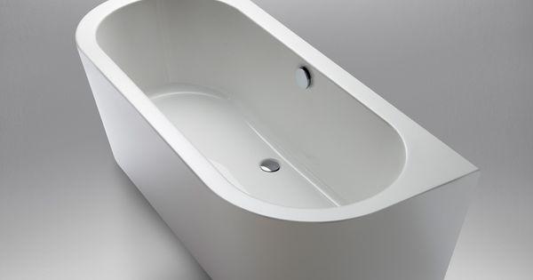 repabad livorno 180 80 oval f wand freistehende badewanne bad pinterest freistehende. Black Bedroom Furniture Sets. Home Design Ideas