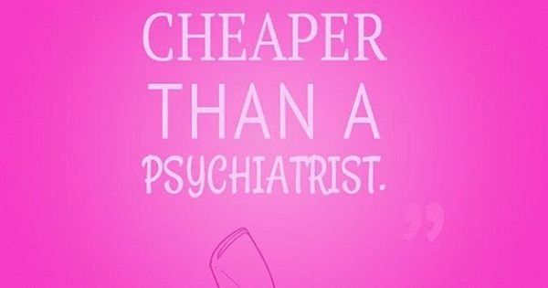 Shopping is cheaper than a psychiatrist shopping quotes