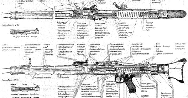 mg42 diagram