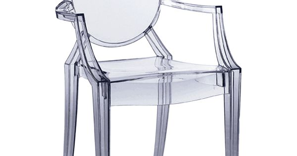 Chaise louis ghost par philippe starck 9 chairs pinterest philippe star - Chaise starck louis ghost ...