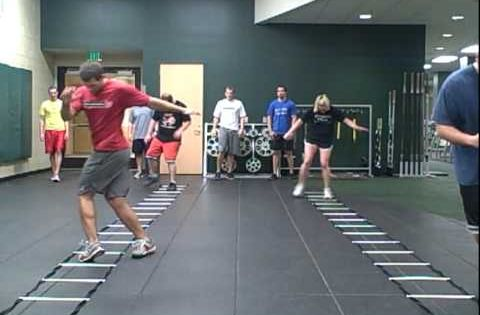 Basic Speed Ladder Drills Work It Out Pinterest Tes Messages And This Video