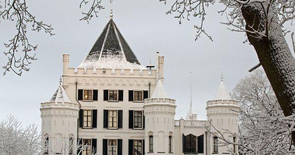 Castle Sandenburg, Netherlands - My dream home. lol