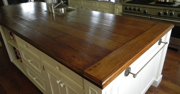 hard wood floors counter top | Legendary Hardwood  Floors_Countertops_Hickory Plank Counter _ St ... | A NEW home and new  things to go with it ! - Hard Wood Floors Counter Top Legendary Hardwood
