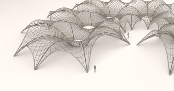 exploring methods of architectural form finding with parametric design from early programmatic design through structural analysis every aspect of