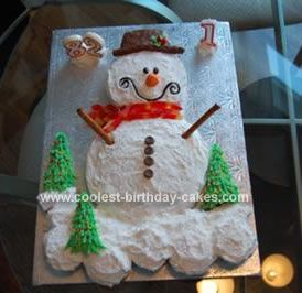 Astounding Coolest Snowman Birthday Cake With Images Snowman Birthday Personalised Birthday Cards Petedlily Jamesorg