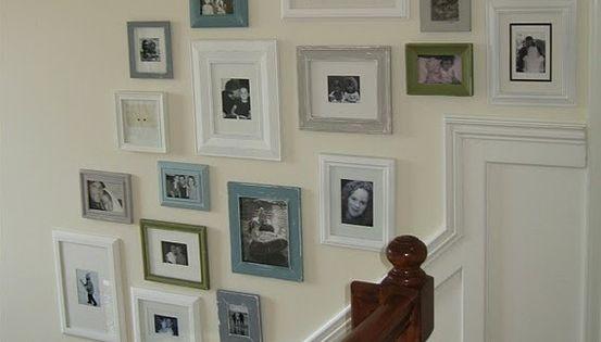 f rs treppenhaus neues haus pinterest bildw nde bilder und galerien. Black Bedroom Furniture Sets. Home Design Ideas