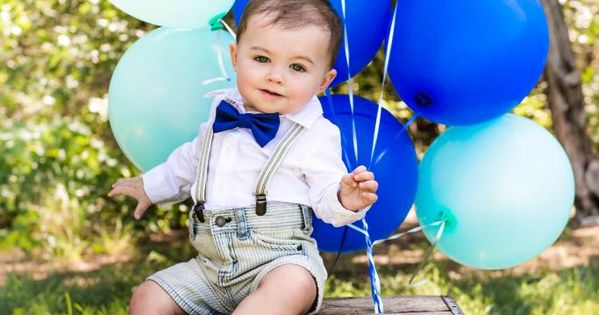 First Birthday picture idea!