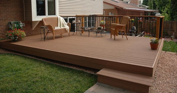 Decks And Patios Pictures Tips On Choosing Home Deck Design