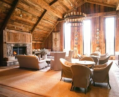 Blackberry Farm 3 Hours From Nashville Little Log Cabin Log Homes Barn Decor