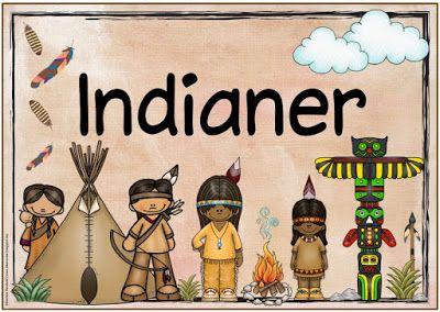 Ideenreise Themenplakat Indianer Indianer Fasching Im Kindergarten Thema