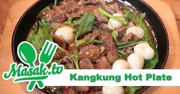 Resep Membuat Masakan Kangkung Hot Plate Resep Makanan Resep Memasak