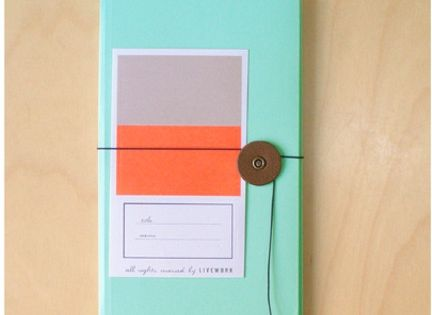 mint + neon melon + grey - stunning color combo for paper