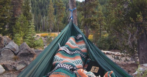 I Would Love To Make A Hammock But It Out In The Woods