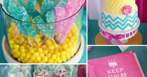 51 of the Best Birthday Party Ideas For Girls. Cayleigh 2nd birthday
