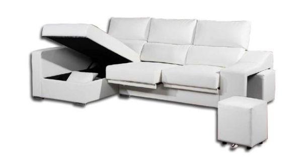 Sof con asientos deslizantes y chaise longue izquierda for Chaise longue comprar