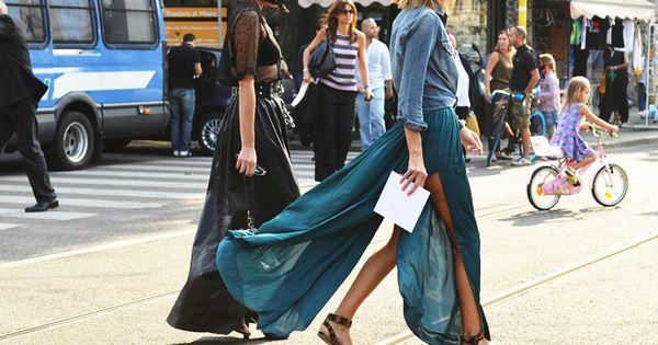 #turquoise maxiskirt fashion clothing torreya 1 / 2