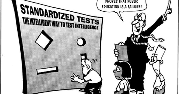 Standardized Testing, Student Performance Pressure & Other Assessment Options
