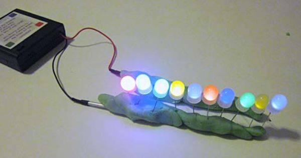 Ready To Add Multiple Lights To Your Squishy Circuits In