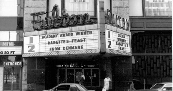 Fulton Theatre Pittsburgh Http Cinematreasures Org