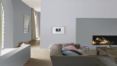 12 Nuances De Peinture Gris Taupe Pour Un Salon Zen Peinture Gris Taupe Salon Couleur Taupe Peinture Grise