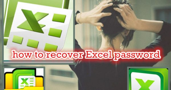 How To Recover Excel Password You Can Use The Smartkey Excel Password Recovery Excel Passwords Recovery