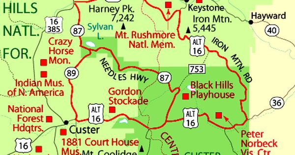 After seeing Mt. Rushmore we traveled down pass Crazy Horse mon. To