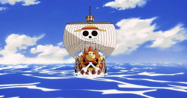 C Est Parti Pour L Aventure Tout Le Monde A Bord Capitaine Luffy Monkey D Equipage St One Piece Anime One Piece Gif One Piece Pictures