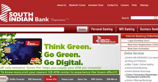 South Indian Bank Personal Loan Interest Rate Eligibility Personal Loans Loan Loan Interest Rates