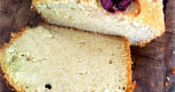 Brown sugar pound cake, Pound cakes and Cherries on Pinterest