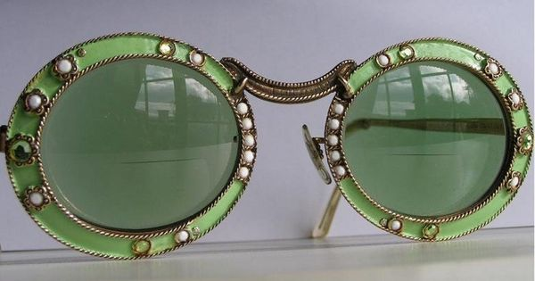lunettes Christian Dior 1960