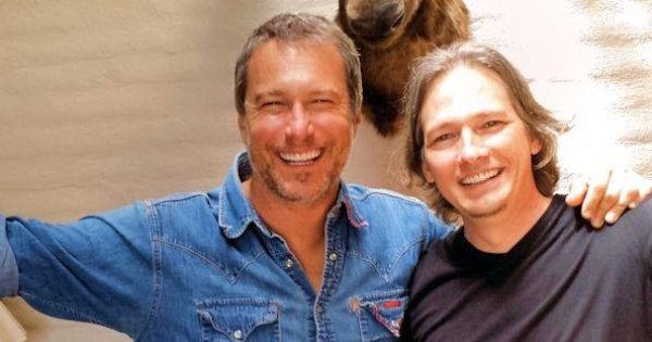 John Corbett And Darren Burrows