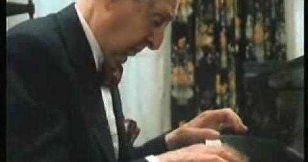 Vladimir Horowitz The Last Romantic 5 12 Chopin Mazurka In A Minor Op 17 No 4 Classical Music Vladimir Horowitz Music Performance