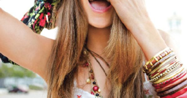 spring and summer jewelry: boho chic styles for festival styled accessories and