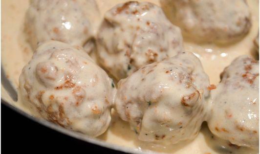 Boulettes de veau sauce au vin blanc doux recettes - Cuisiner poisson blanc ...