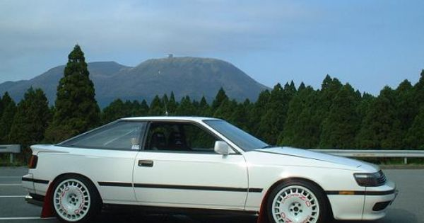 1989 Toyota Celica All Trac Cars Pinterest