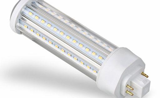 G24 Led Pl Corn Lamp 30w 24w 18w 13w 10w 7w 5w E27 E26 B22 360 Degree Gx24d 2 Pins Gx24q 4 Pins 100 277vac Clear Milky Cover G24led G24le Led Lamp Lamp Bases