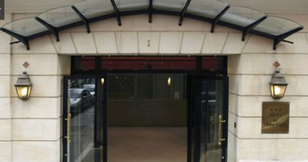 Hotel Du Printemps 75008 Paris Tapis Escalier Paillasson Original Tapis Cuisine